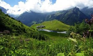 Alagna, Alpe Campo