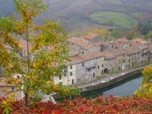 I colori dell'autunno alla Peschiera