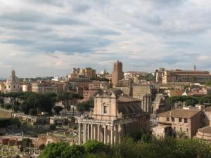 Mezza Roma …in un colpo!