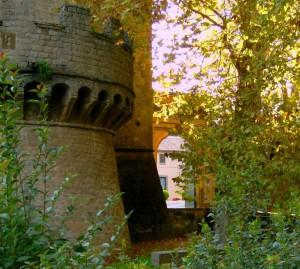 un torrione del forte
