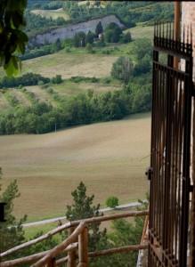 da un porta il cuore verde d'Italia