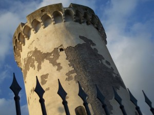 Torre del Castello di Mola