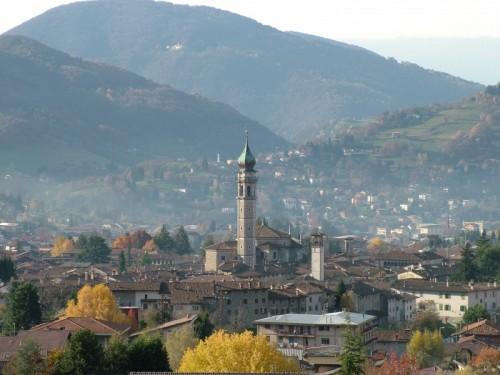 Gandino - Da San Gottardo di Cirano