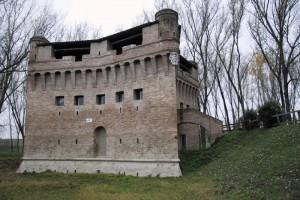 Bondeno : la 'rocca possente' di Stellata