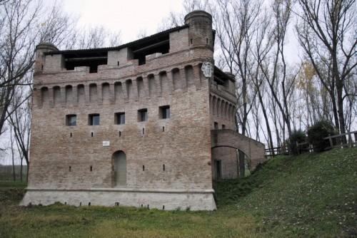 Bondeno - Bondeno : la 'rocca possente' di Stellata