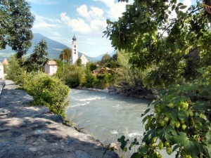 Dove l'Adige è ancora piccolo!