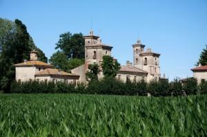 il castello dai campi