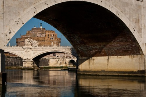 Roma - Un Angelo tra i ponti