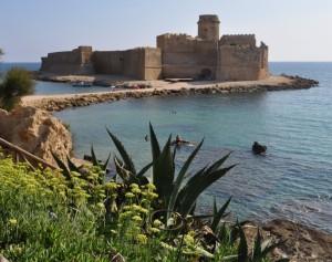 Castello Medioevale a Le Castella
