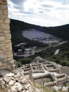 tracce etruschei a San Silvestro