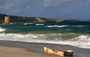 in spiaggia…
