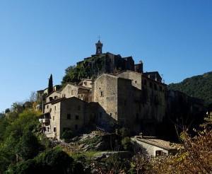 Il piccolo borgo di Rocchette
