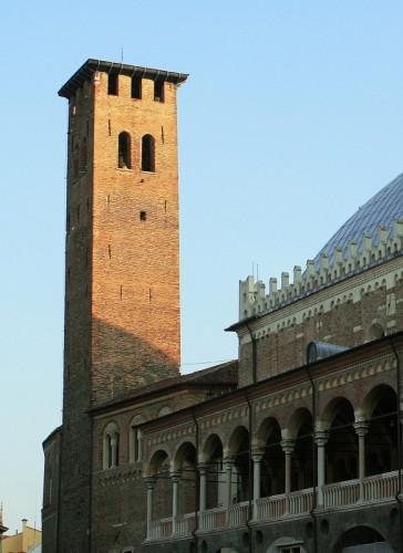 Padova - La Torre degli Anziani