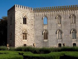 castello Donna Fugata ala nord