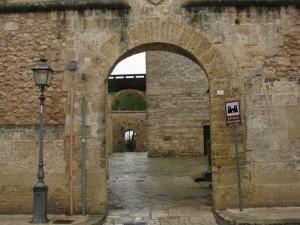 ingresso al castello nociglie (le)