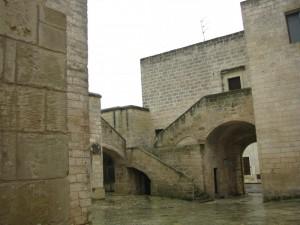 dentro il castello nociglia(le)