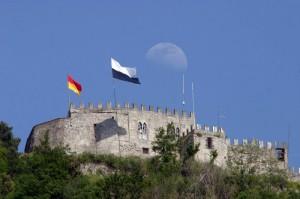 Monte Castello lunare