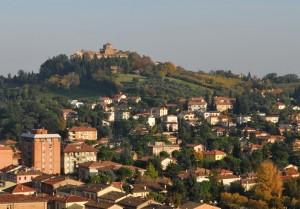 Cesena dalla Rocca