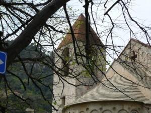 sbirciando il castello di Varigotti