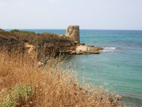Alghero - torretta nascosta