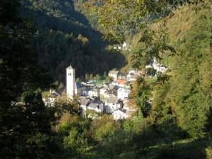 Boccioleto, rêve d'automne