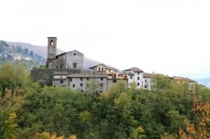 Il borgo di Ceserana