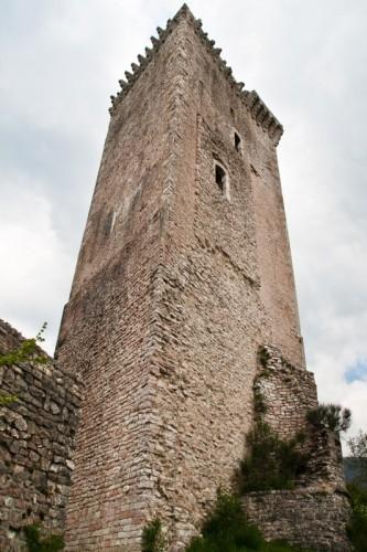Visso - La Torre di Guardia