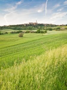 La città di Pio II
