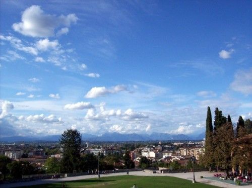 Udine - Vista dal Castello