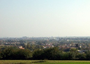 Vista da lontano