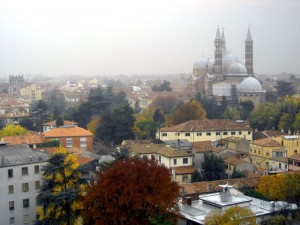 Nebbia a Padova