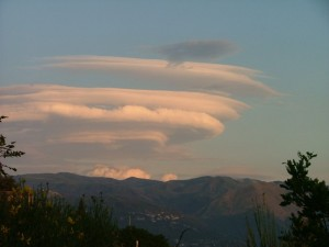 Sotto bianchi anelli…l'Etna
