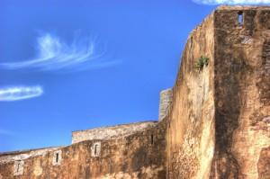 Bastioni Isola del Giglio Castello