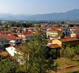 Panorama di Porcari