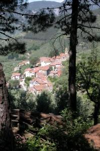 Veduta su Montemagno