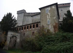 il castello degli Adorno……