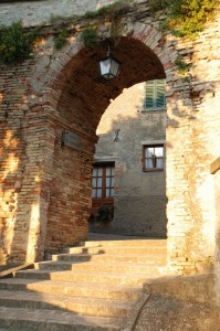 La Porta Del Verziere…