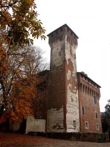 il castello degli Spinola……