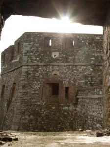 Forte Tecla di Genova