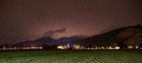 Cascina - san casciano by night