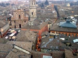 Reggio Emilia, panorama urbano