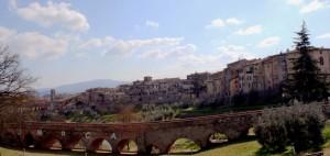Panoramica di Colle Val d'Elsa
