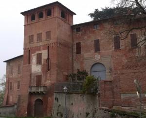 il castello dei Clarafuentes…….