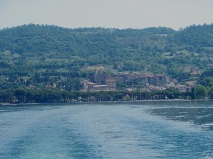 BOLSENA….vista dal lago