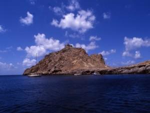 Punta troia con castello