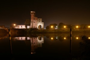 La Cittadella di notte