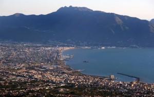 Vista dal Vesuvio