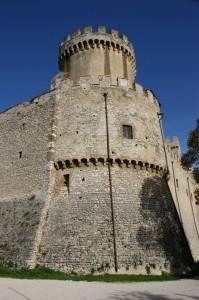La torre del castello di Nerola