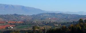 Autunno a Montefalco