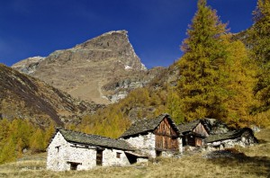 Alpe Devero, Canton (1638 mt)